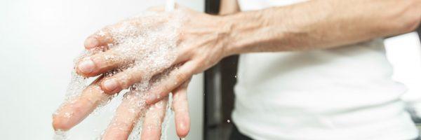 Hand Washing Foam Clean Sanitizing K9TAQ24